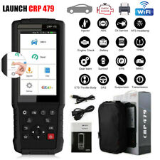 Launch CRP479 Automotive Code Reader OBD2 Diagnostic Scan Tool IMMO Key Coding