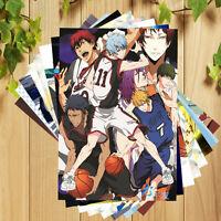 "Hot Japan Anime Attack on Titan Survey Mikasa Art Poster Wall Scroll 8/""x12/"" C10"