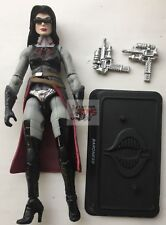 "BARONESS v16 GI JOE Resolute Cartoon Hasbro 2010 3.75"" Inch Loose FIGURE"