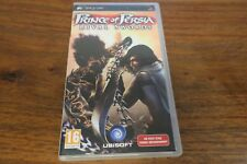 PRINCE OF PERSIA  RIVAL SWORDS          ----- pour PSP