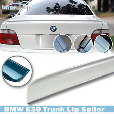 STOCK IN USA ▶ Painted Color #300 BMW 5-Series E39 Saloon Trunk Lip Spoiler 05