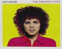 Leo Sayer The Greatest Hits CD Album in Very Good Condition