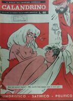 CALANDRINO N.49 1965