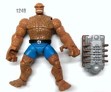 Marvel Legends Fantastic Four Classics Thunder Launch THING Hasbro 2005 Complete