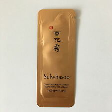 Sulwhasoo Concentrated Ginseng Renewing Eye Cream 1ml * 60pcs (60ml) Anti-Aging