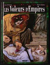 Les Voleurs d'Empires T2 - Jamar & Dufaux - Eds. Glénat - 1995 - EO