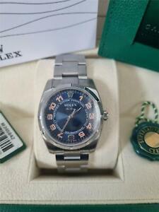 Rolex Airking 114210 NOS Stickers 2020
