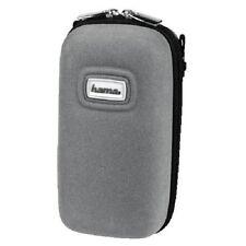 Hama Kameratasche Hardcase DF25, Grau / Grey 26548