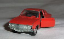 Vintage Schuco OPEL MANTA SR Orange Car 90 PS 170km/h 1/66 Scale Made in Germany