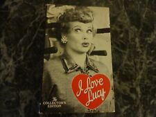 I Love Lucy The Collectors Edition VHS RARE FIRST 3 Episodes FAST SHIPPING LOW$$