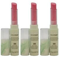 Pack of (3) New CoverGirl Natureluxe Gloss - Balm, Tulip 205 - .07 oz