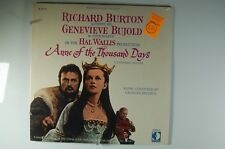 Anne of the Thousand Days/Georges Delerue OST LP SEALED