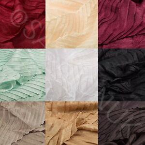 Silk Pleat Hijab Elegant High Quality Scarf Crinkle Finish