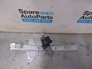 CITROEN C3  MK2 2009-ON, N/S PASSENGER FRONT WINDOW REGULATOR WITH MOTOR