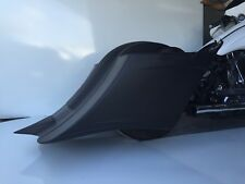 "Harley Davidson 7""Down 14""Back Stretch Bags/Fender For Touring Bikes 09-2013 FLH"