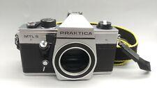 >Vintage German G.D.R. PRAKTICA MTL5 PENTACON Film Camera M42 TESTED +STRAP