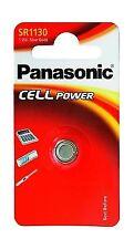 Panasonic Button Battery 11.6 X 3.05 Mm BLISTER Card of 1 89-bsr54h Sr1130sw