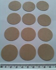 3M VHB 9703 ELECTRICALLY CONDUCTIVE D/SIDED TRANSFER TAPE DISCS x 10 - SIZE 32mm