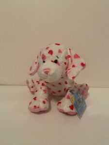 NEW & RETIRED Webkinz Love Puppy HM131 with Unused Code Attached!