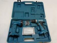 Used Makita 6280dwple Cordless Drilllight Combo Kit 144v 10mm38 W Case Sr