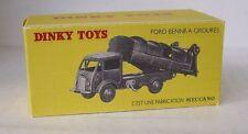 Repro box DINKY Nº 25v Ford BENNE A ORDURES