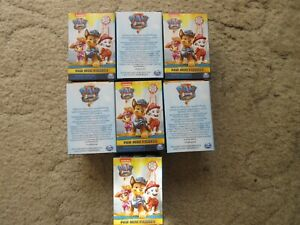 Paw Patrol Movie Mini Figures   - Complete Your Collection