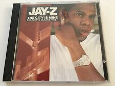 JAY-Z THE CITY IS MINE  CD. FEATURING BLACK STREET. 1998 ROC A FELLA RECORDS. VG
