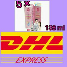 5X 138 ML Whitening Sunscreen Cathy Doll  L-Glutathione Magic Cream SPF 50 DHL