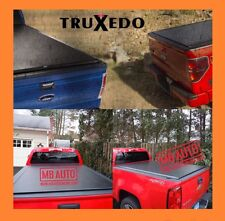 TRUXEDO 549801 Black Lo Pro QT Tonneau Cover for GM Colorado/Canyon 5' Bed