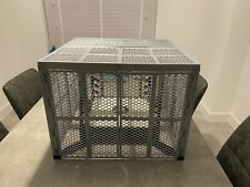Large Hell in a Cell complete wrestling ring playset - Mattel Jakks WWE WWF