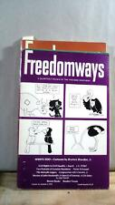 Freedomways Quarterly Review of the Freedom Movement Vol 18 Nos 1-4 1978 Set 1st