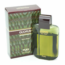Puig Quorum 1.7 oz After Shave original formula vintage rare