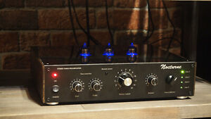 TUBE UNIVERSAL PREAMPLIFIER NOCTURNE. HAND MADE FROM RUSSIA