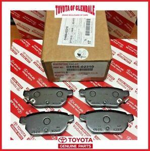For 2003-2008 Toyota Corolla Brake Shoe Set Rear API 65716QJ 2004 2005 2006 2007