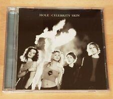 HOLE 'CELEBRITY SKIN' - CD ALBUM