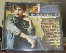 ENRIQUE IGLESIAS - TIRED OF BEING SORRY (CD SINGLE)