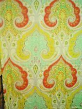Echo Fabric Shower Curtain