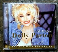 The Best of Dolly Parton. The Ultimate Collection. A Life In Music CD.