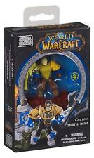 Mega Bloks WORLD of WARCRAFT 91001 COLTON Mini Figure & Scene 28 Pieces