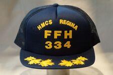 Canadian Navy RCN HMCS Regina FFH 334 Baseball Hat