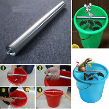 Log Roll Bucket Mice Trap Rolling Mouse Rat Stick Trap Rodent Spinning Rotatable
