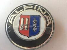 Original BMW ALPINA Felgenemblem für Dynamic Felgen NEU