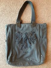 Diesel Handbag/ Tote Bag - Heavy Duty Canvas Material
