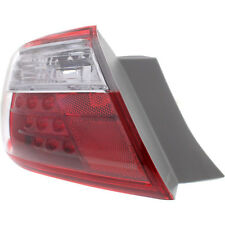 2007 2008 2009 TOYOTA CAMRY QTR TAIL LAMP LIGHT HYBRID LEFT DRIVER SIDE