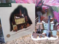 """Dept. 56, New England Village Series, """"Castle Glassworks"""", #56661"""