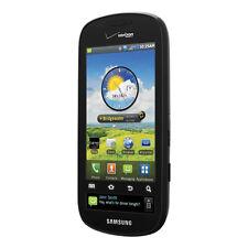 Samsung Continuum SCH-I400 Verizon Android Smartphone 2GB GPS Touch Mirror Black