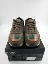 Dada Supreme DS1007 Man Casual Shoes Cambo Olive Size 11