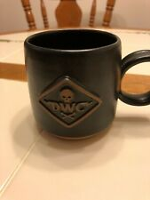 New listing Death Wish Coffee Exclusive Grey Fox Mug Black 363/500 In Store Only Mug New!