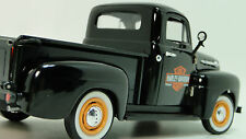 1 Ford Pickup F150 1950 Sport Truck Vintage Antique Classic Carousel Blac Car 18