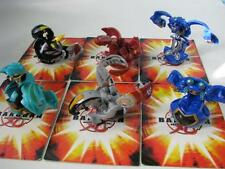 bakugan Cross Dragonoid minx Helios MK2 Knight Percival MASTER INGRAM set japan